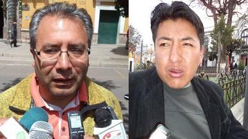 Piden renuncia de dirigentes y cívicos dicen que no se irán