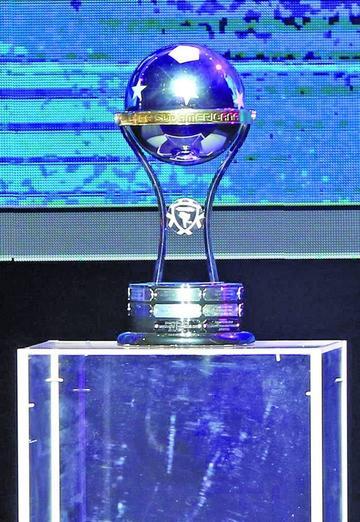 Tres duelos destacan el sorteo de Sudamericana