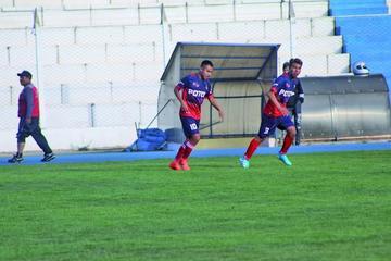 Potosí consigue un triunfo ante La Paz en la Copa Bolivia