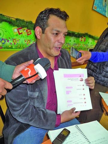 Develan que Pumari y Llally pretendían ser candidatos a la Alcaldía