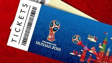Rusia aprueba multas para combatir la venta ilegal de entradas en el Mundial