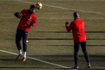 Atlético de Madrid busca un triunfo ante Espanyol