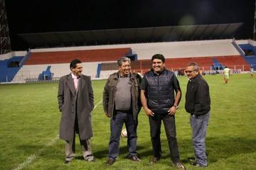 Nacional busca refuerzos para la Copa Sudamericana