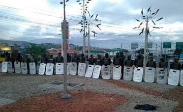 Reabren carreteras en Honduras bloqueadas contra elecciones