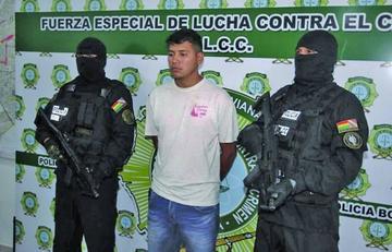Detienen a uno de los golpeadores de Sempértegui en Trinidad