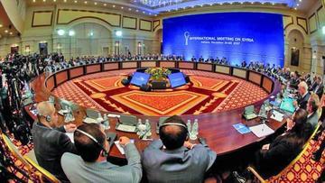 Convocan congreso de diálogo sirio para finales de enero