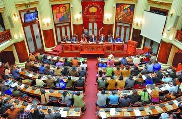Legislativo da voto de confianza al ministro de Hidrocarburos