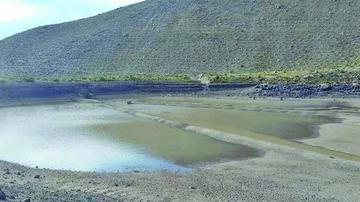 Llegaron las lluvias y sube el agua en las lagunas del Kari Kari