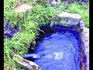 Exigen pago por presunto desvío de agua de Abra de Napa a Chile