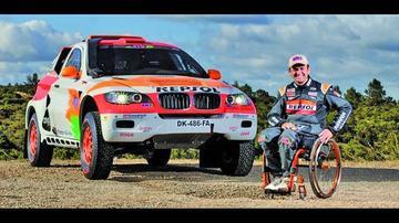 Isidre Esteve correrá su segundo rali Dakar en 2018