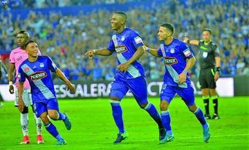 Emelec ve difícil el Grupo 4 de la Libertadores