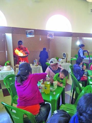 Festival  Culinario se repetirá el 1 de enero
