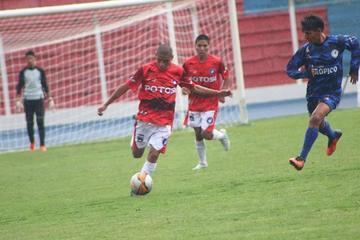 Potosí está listo para visita a Oruro en la Copa Bolivia