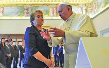 Chile descarta restricciones al Papa sobre demanda marítima