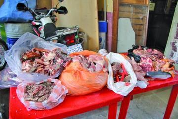 Alistan el control de venta de carnes