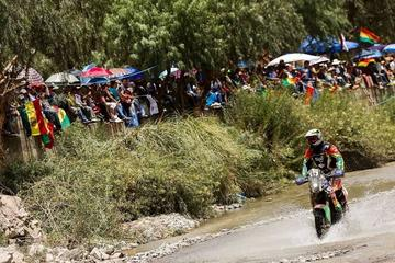 El Dakar 2018 tendrá 142 pilotos de motos