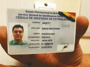 Revelan que Migración certificó la residencia de presunto capo mexicano