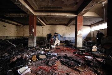 Grave atentado en Afganistán  provoca 41 personas fallecidas