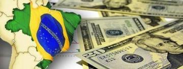 Brasil acumula un déficit de 23.727 millones de dólares