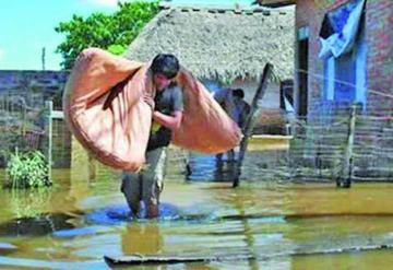 Senamhi declara alerta naranja en 6 departamentos por lluvias