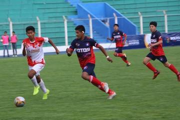 Potosinos suben al segundo lugar en la Copa Bolivia