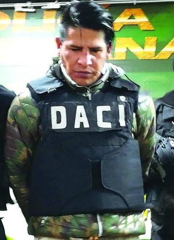 Autor de la muerte de un joven va a la cárcel de Chonchocoro
