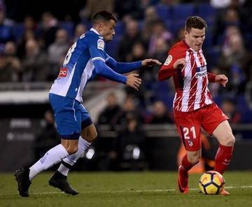 Atlético Madrid logra remontar a Al Ahly
