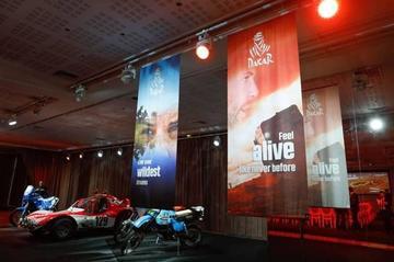 El Dakar bajará la bandera  en Perú a 343 vehículos