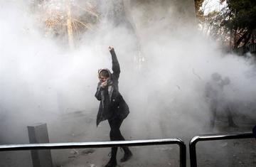 Las protestas en Irán persisten pese a prohibición del Gobierno