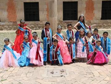 Miss chiquititos se alistan a nacional