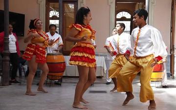 Hacen baile para reivindicar derechos de afroparaguayos