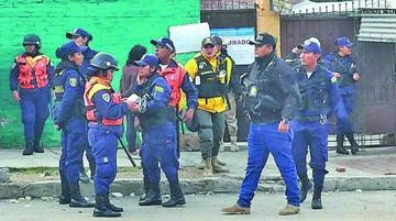 Cochabamba: clausuran 33 locales y hallan 19 menores