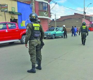 Policía hará conocer casos que se presentaron el fin de semana