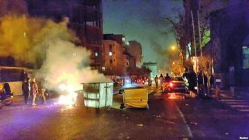 Las protestas en Irán continúan tras 11 muertos y 300 detenidos