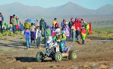 Bolivia tendrá 15 sitios para espectadores