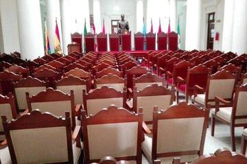 Hoy posesionan a magistrados electos del Órgano Judicial y TCP