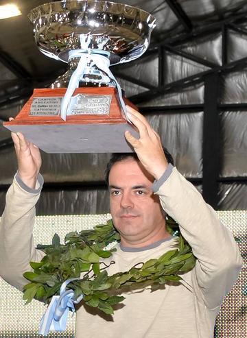 Piloto chuquisaqueño Luciano Pérez  y su navegante parten rumbo a Lima