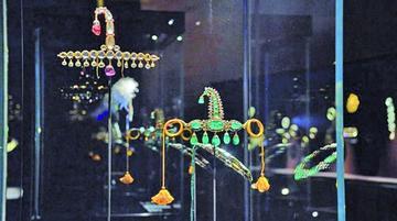 Roban joyas en el Palacio de Venecia