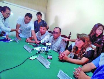 Tribunal Electoral de Tarija admite solicitud de revocatorio para alcaldes