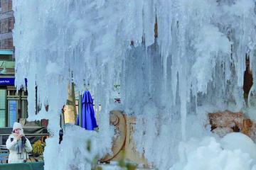 La ola de frío en Estados Unidos provoca 11 personas fallecidas