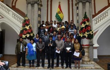 Presidente Morales fija para el 5 y 6 de marzo la cumbre de salud