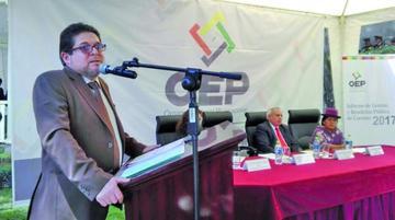 TSE: hay 22 solicitudes de revocatoria de mandato
