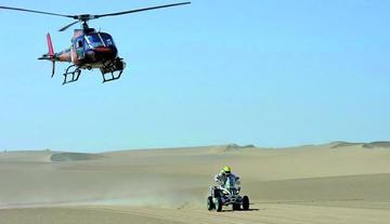 Al menos 70 cadenas televisivas internacionales trasmitirán el paso del Dakar por Bolivia