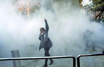 EE.UU. apoya protestas iraníes contra las políticas del país persa