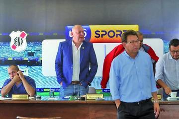 Clubes definirán futuro de la televisación