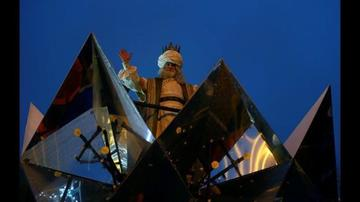 Los Reyes  Magos van por España con regalos
