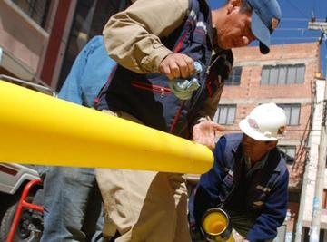 Cobertura de gas a domicilio llega a 4.2 MM de usuarios