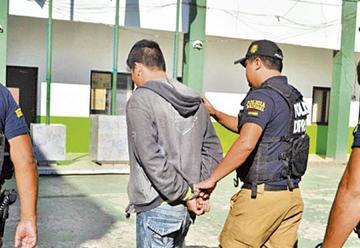 Encarcelan a imputados por feminicidio de una joven en Cochabamba