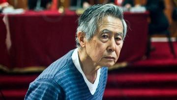 Fujimori adeuda 15 millones de dólares en reparaciones civiles