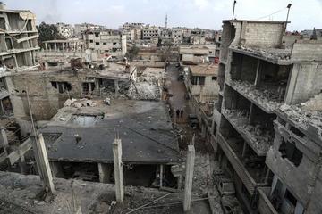 Explosión contra insurgentes ocasiona 23 muertos en Siria